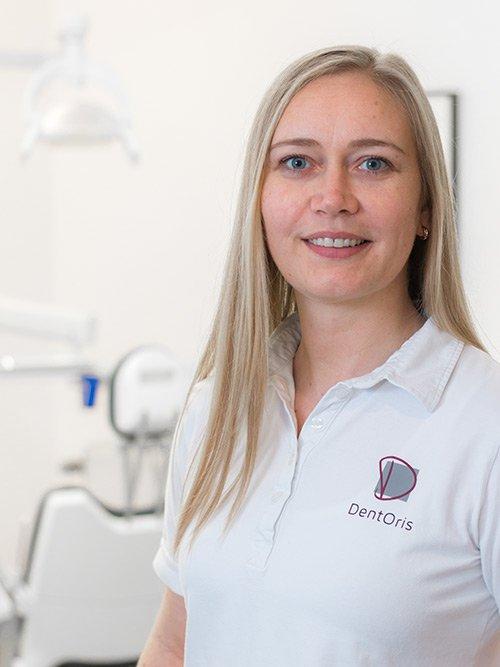 Zahnärztin Dr. Kerstin Dulisch aus Kleinenbroich